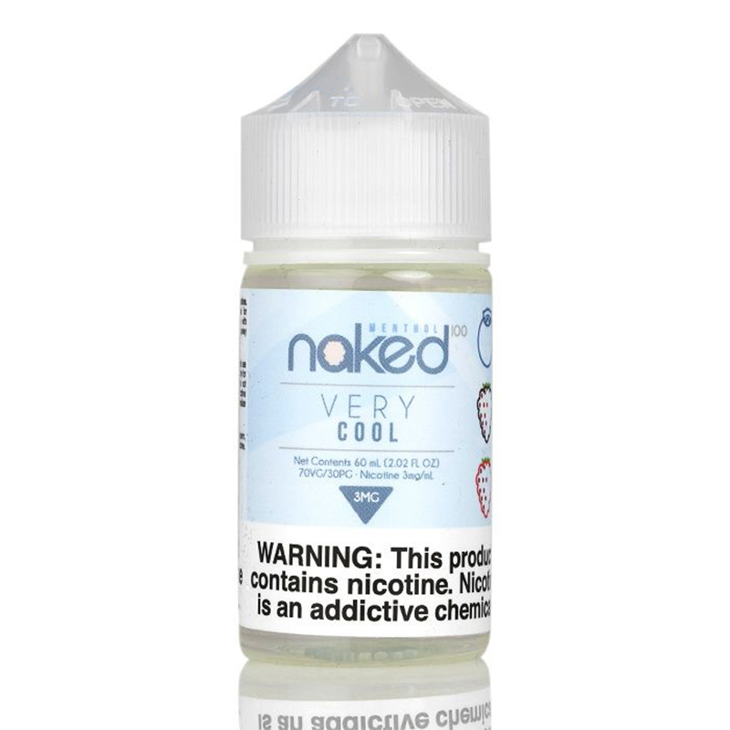 Naked 100 Very Cool e-juice