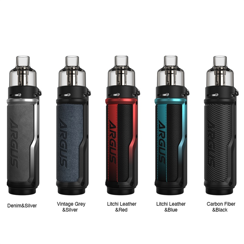 VOOPOO Argus X Pod Mod Kit 80W Single 18650 Battery