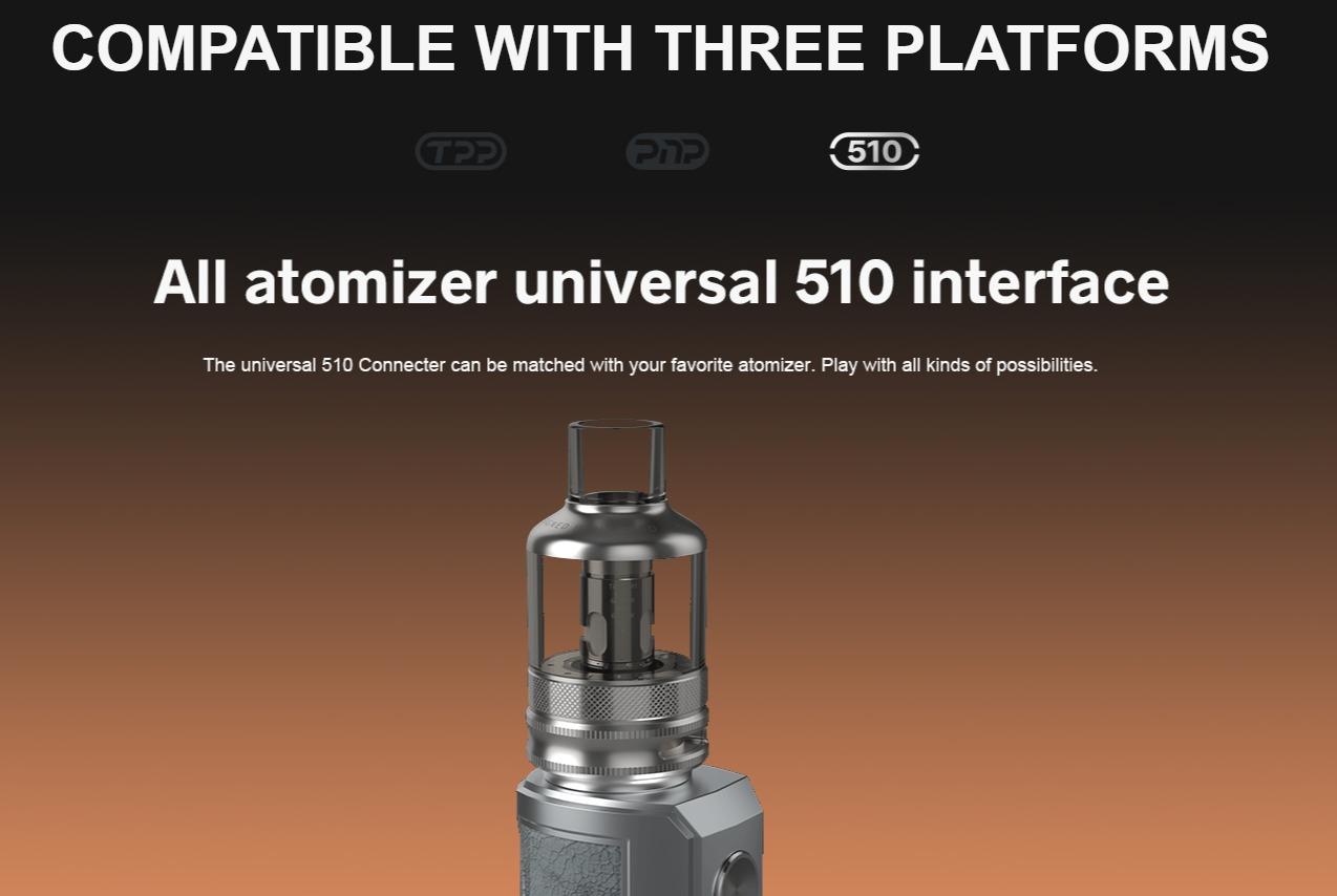 DRAG X Plus Compatible with 510 Platform