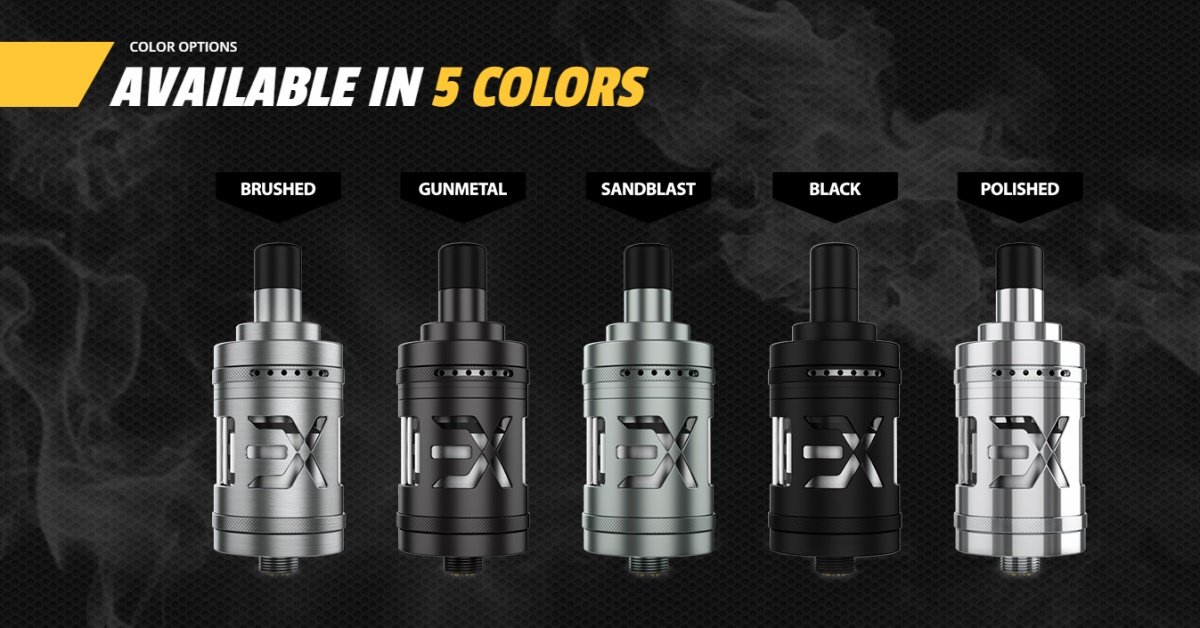 Exvape Expromizer V5 RTA 5 Colors Available