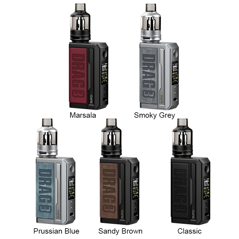 VOOPOO Drag 3 Kit review