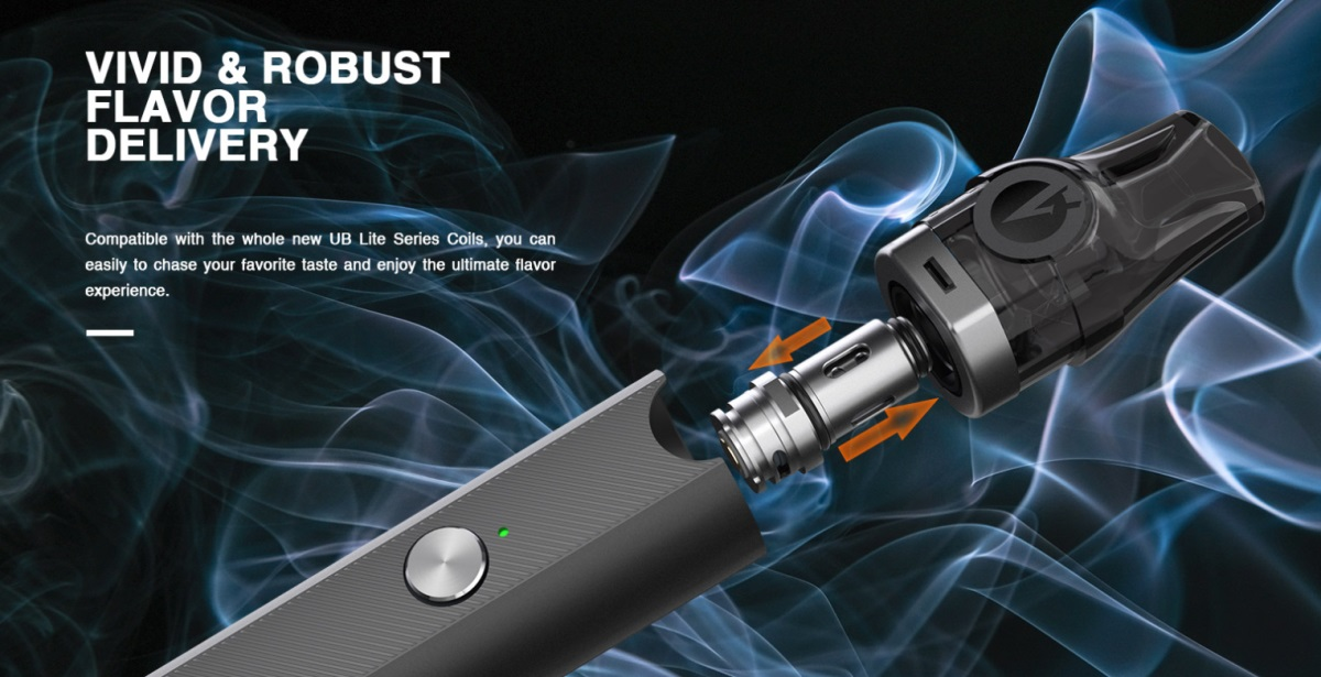 Lost Vape Quest UB Lite Kit