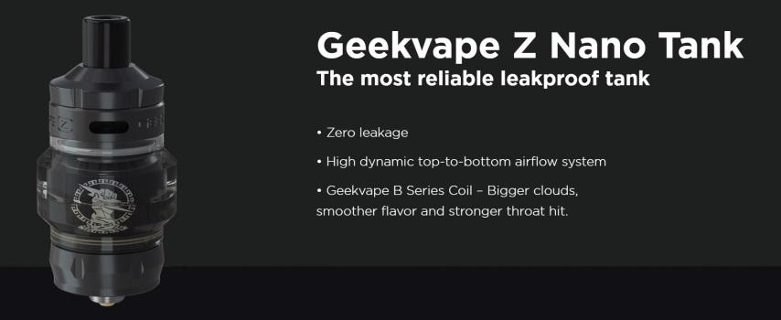 geekvape z nano tank