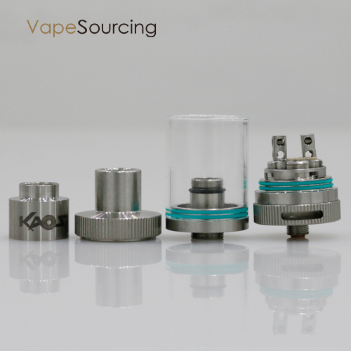 Kaos Erebus RTA Tank in vapesourcing with best price