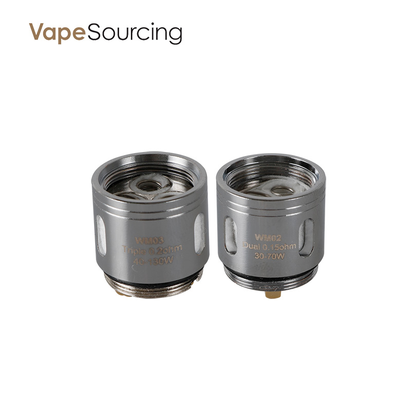Wismec WM Coills for Rex Gen3 and Gnome