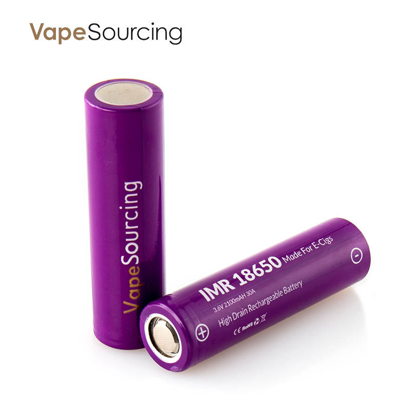 Vapesourcing 18650 Battery