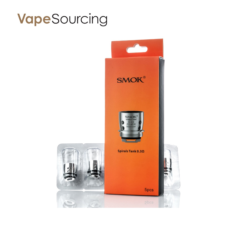 SMOK Spirals Replacement Coils(5pcs) 13.99USD