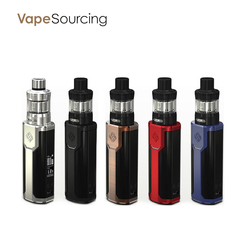 Wismec SINUOUS P80 With Elabo Mini TC Full Kit