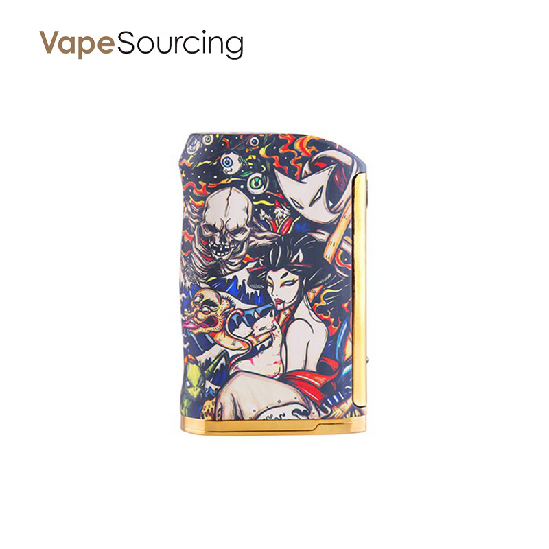 Asvape Michael VO200 TC Box Mod (Devils Night Edition)