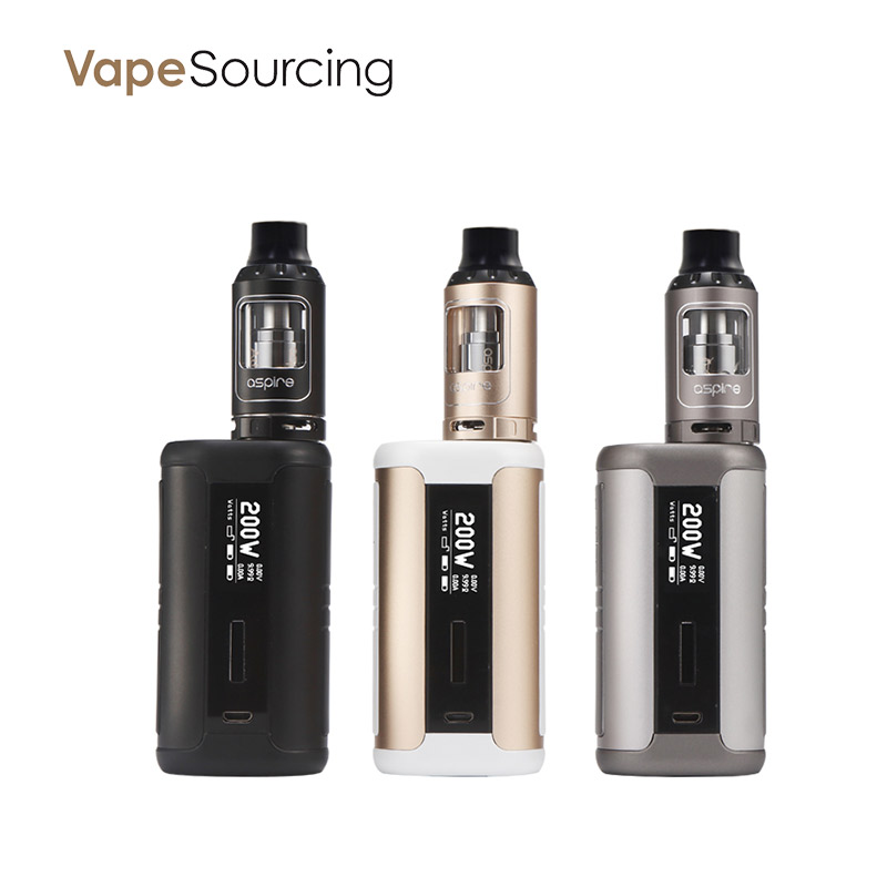 Aspire Speeder with Athos Full Kit
