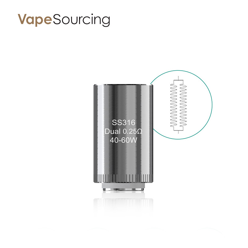 Replacement coils for Eleaf Lyche Tank