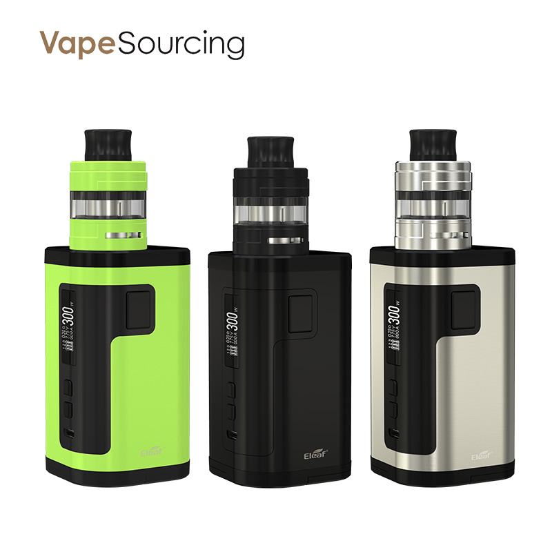 Eleaf iStick Tria with Ello S Kit New Colors