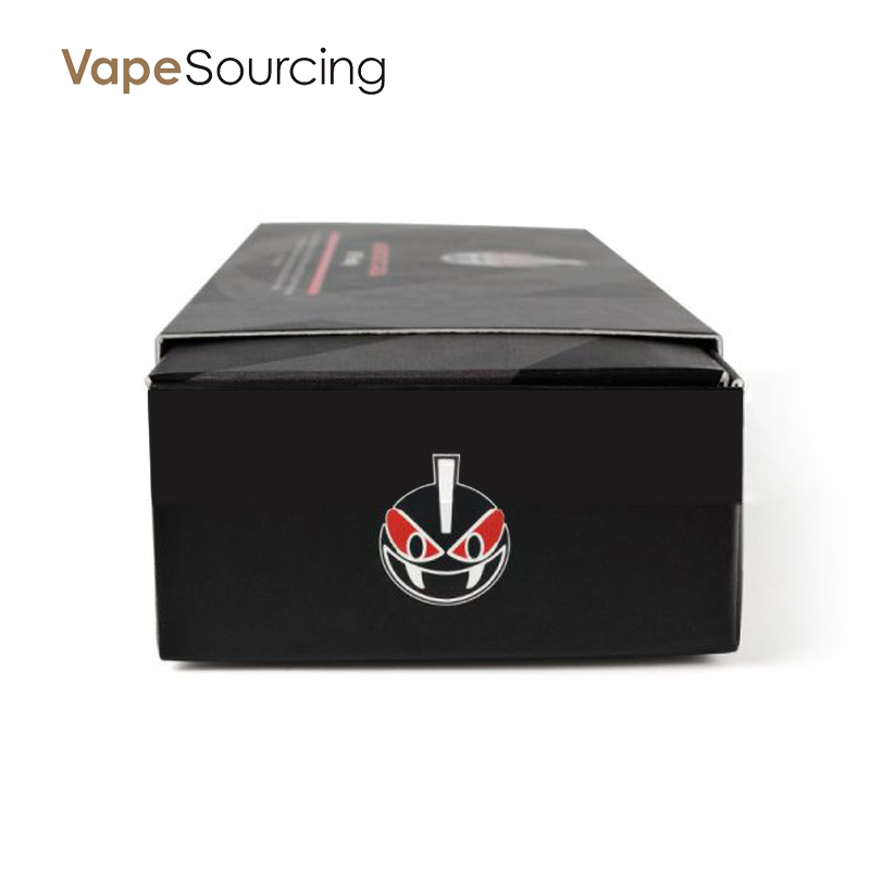 Coil Master Monstruito Flying Saucer RDA