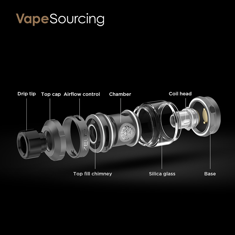 Geekvape Zeus Sub Ohm Tank in stock