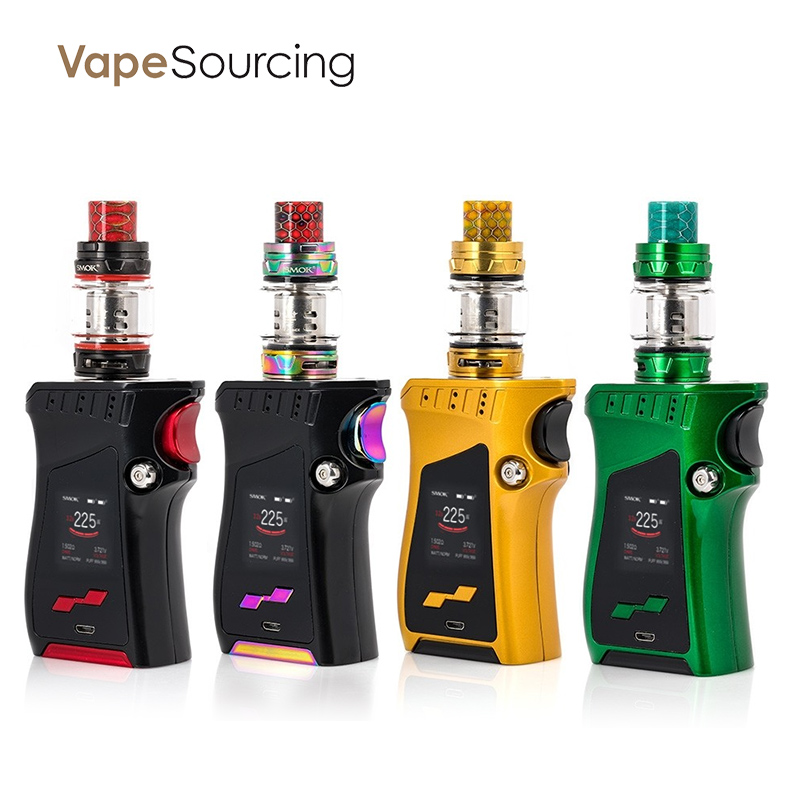 Kit SMOK MAG review