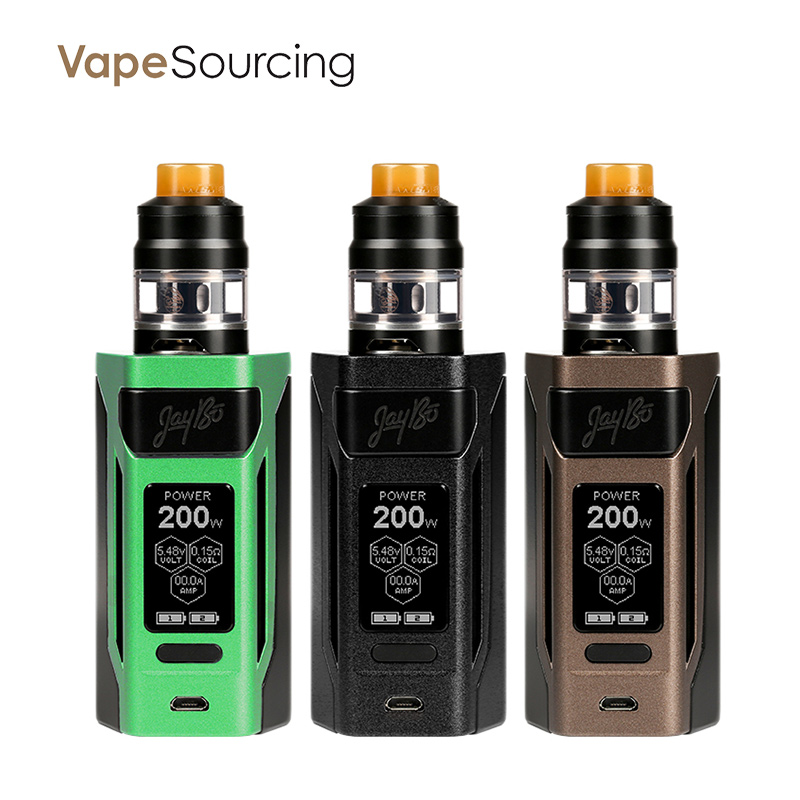 Wismec Reuleaux RX2 20700 Kit 200W with GNOME Tank