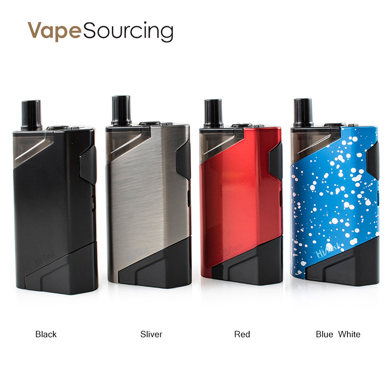 Wismec HiFlask Pod Kit in stock