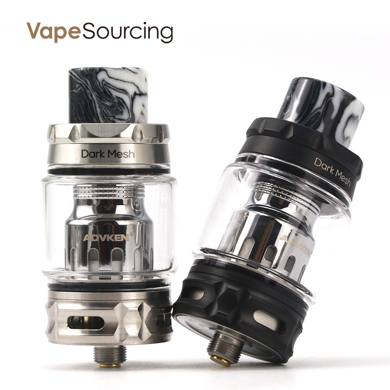 Advken Dark Mesh Sub Ohm Tank review