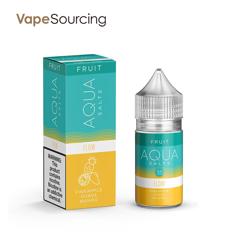 Aqua Salts Flow E-Juice 30ml