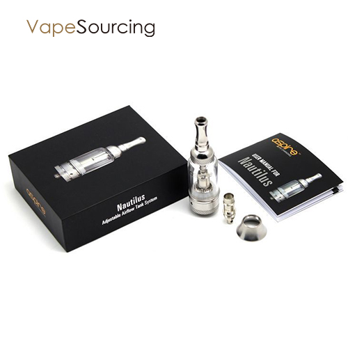 Best atomizer Aspire Nautilus Tank with best price in vapesourcing