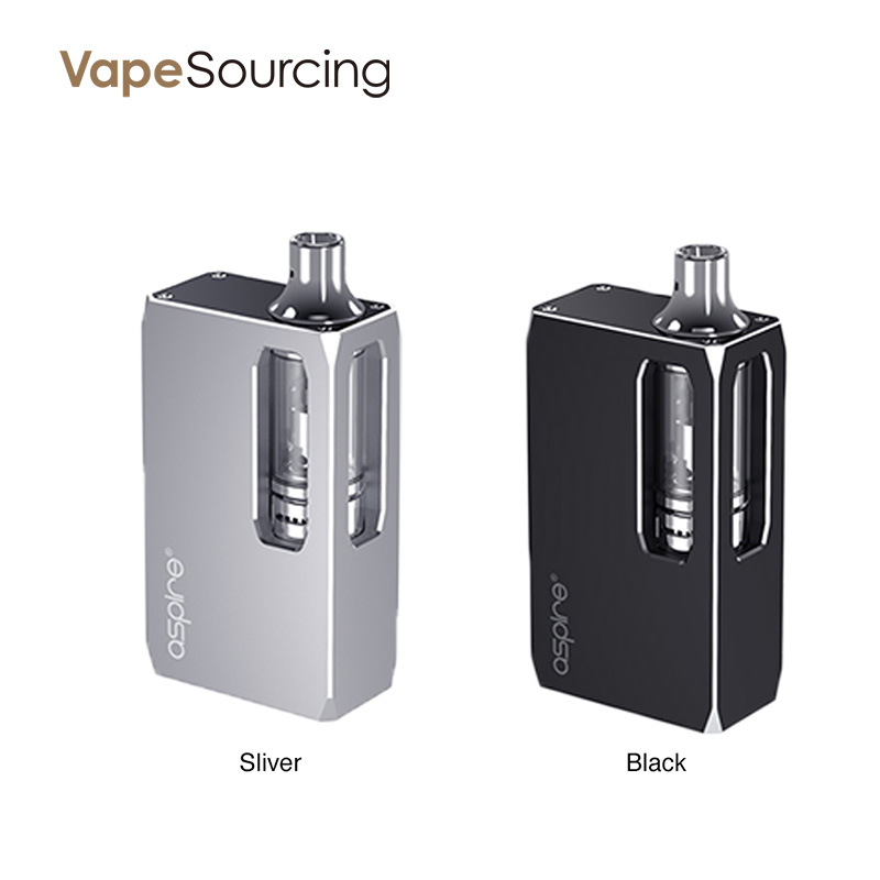 Aspire K1 Box Kit review