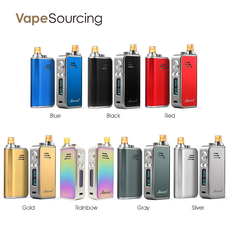 Hotcig Marvel Pod Kit