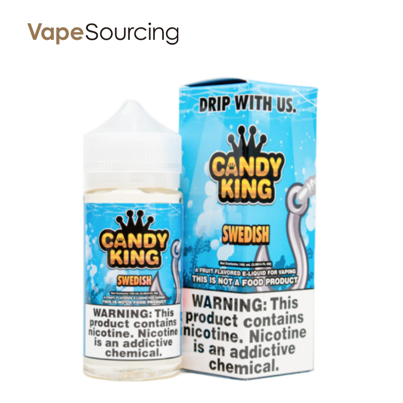 Candy King Swedish E-juice 100ml