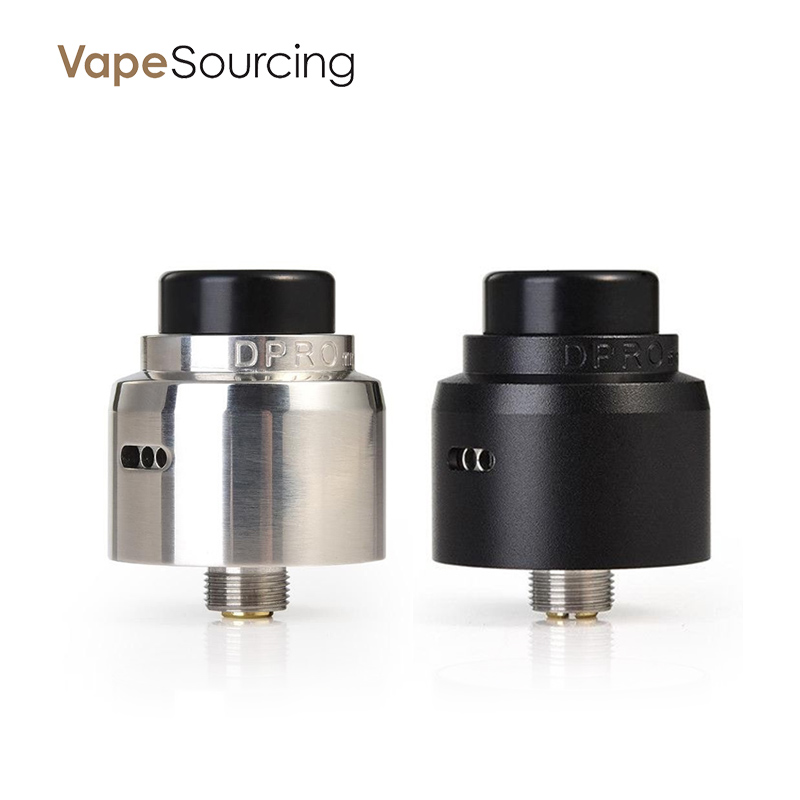 CoilART DPRO Mini RDA 22mm Rebuildable Dripping Atomizer