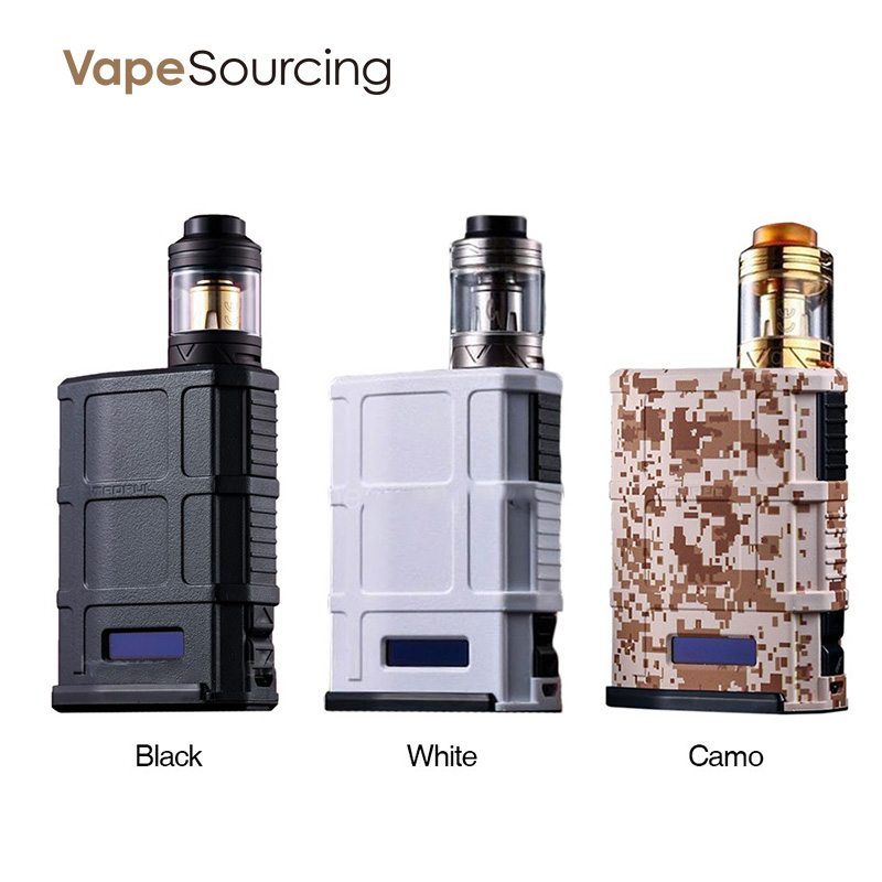 Cool Vapor Madpul Kit 200W With LAVA Tank