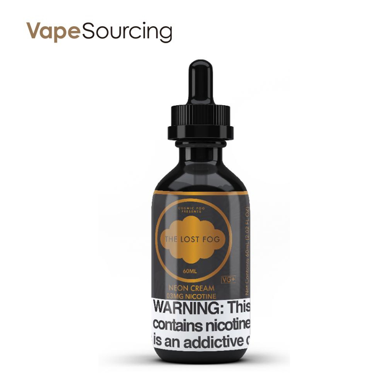 Cosmic Fog Neon Cream E-juice
