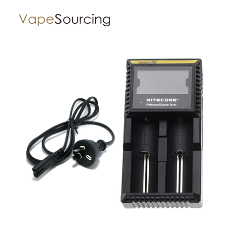 Nitecore D2 Charger-AU in vapesourcing