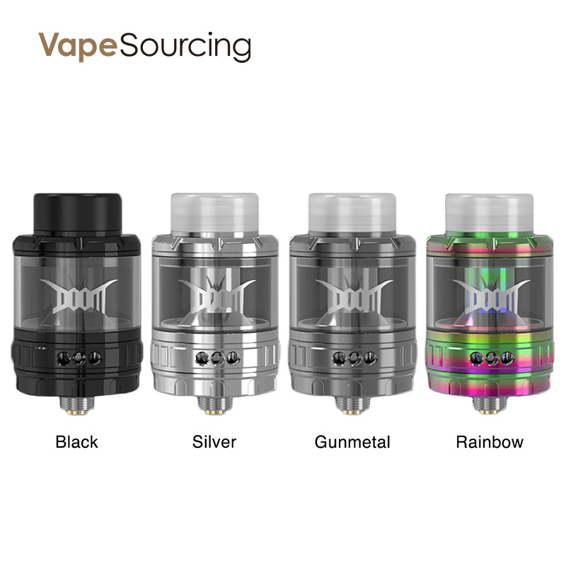 Damn Vape DOOM RTA review