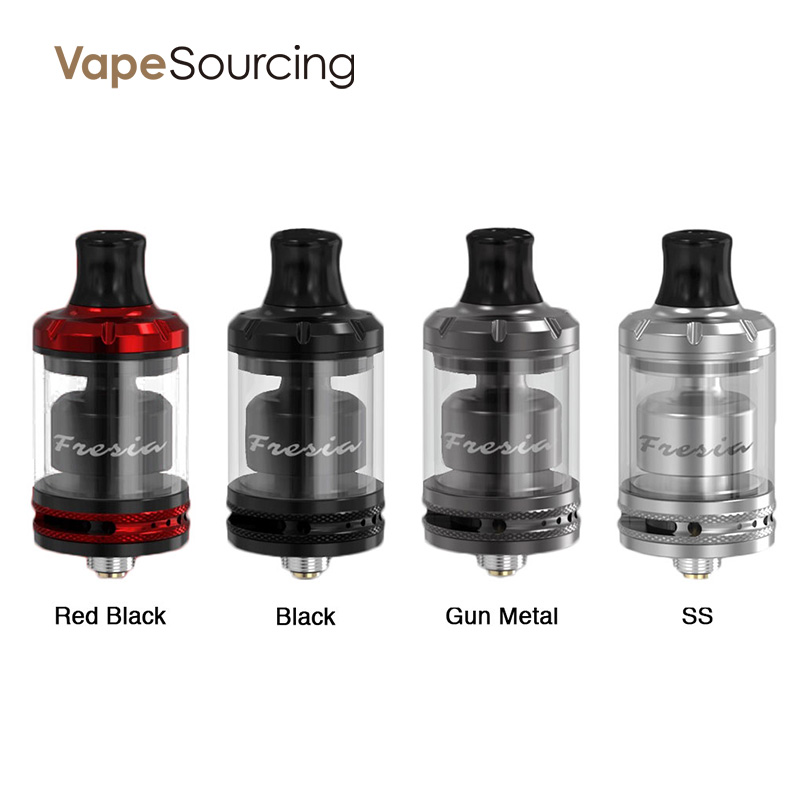 Damn Vape Fresia RTA review