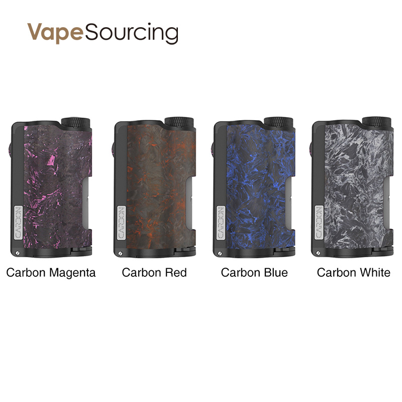 DOVPO Topside Dual Carbon Squonk Mod 200W