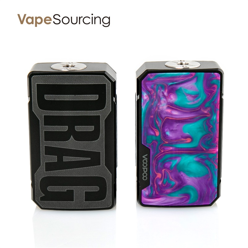 Drag Mini 117W mod review