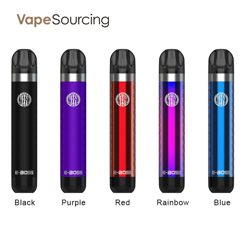 E-Boss Vape GT Pod System Kit review