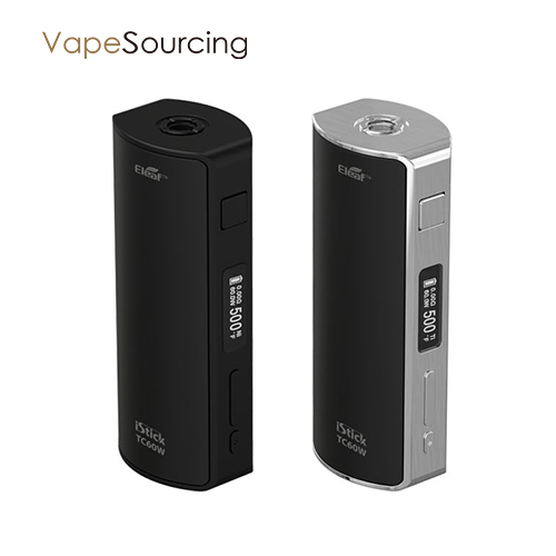 Vapesourcing TC istick 60W mod, the best e-cigarette using 18650 battery