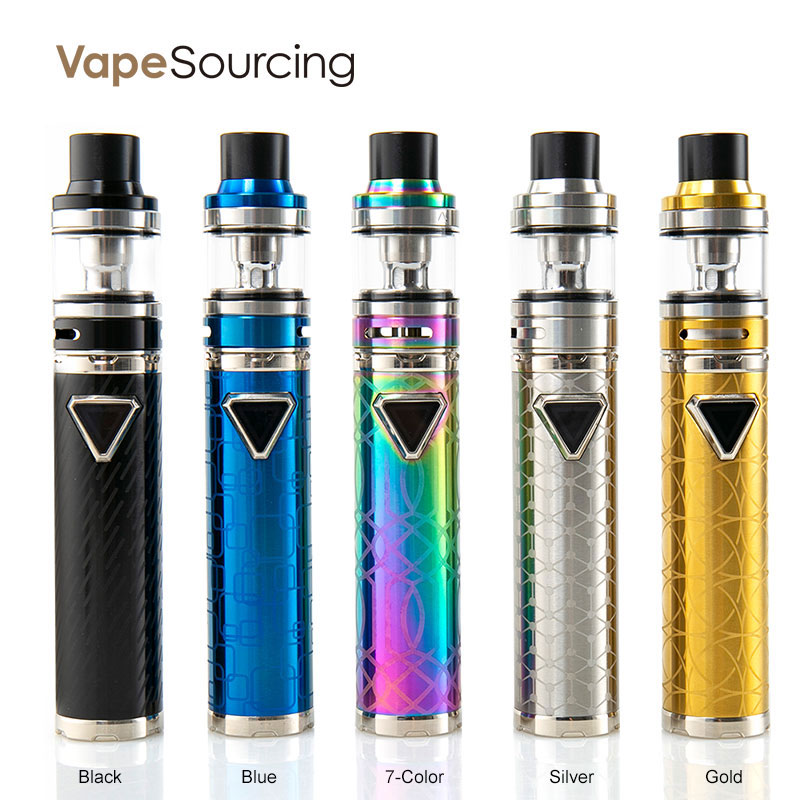 Kit Eleaf iJust ECM review