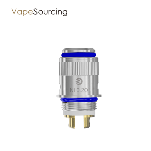 eVic-VT Atomizer Head(CL Ti/ Ni)-Ni head in vapesourcing