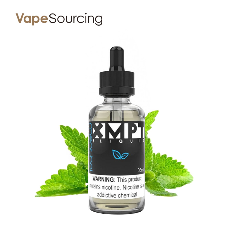EXEMPT Refreshing Menthol E-juice