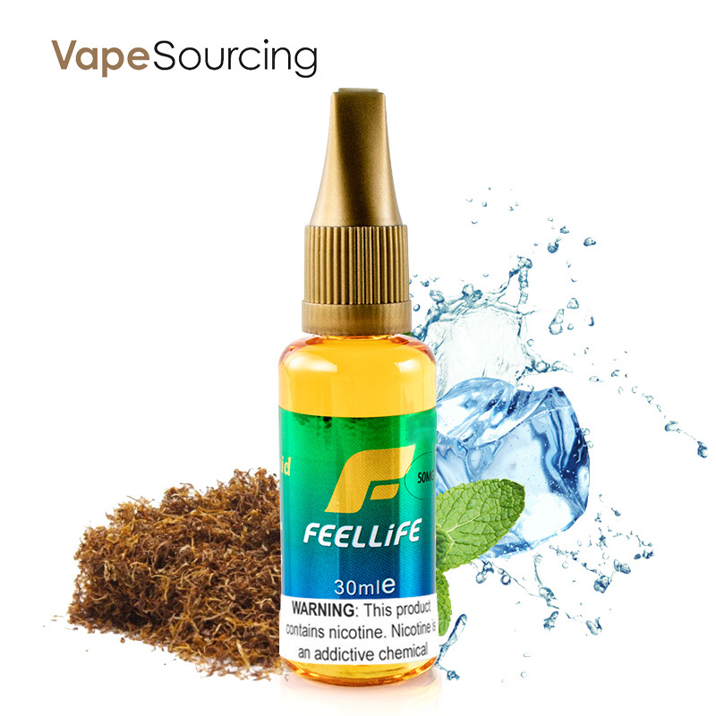 Buy Feellife SaltNic Butter Tobacco E-Juice