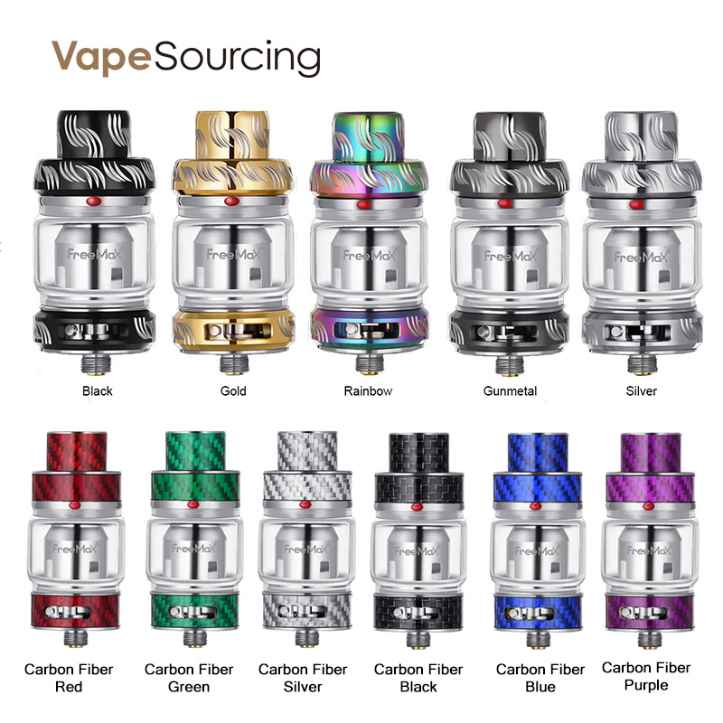 Freemax Mesh Pro Sub Ohm Tank Metal Edition 5/6ml