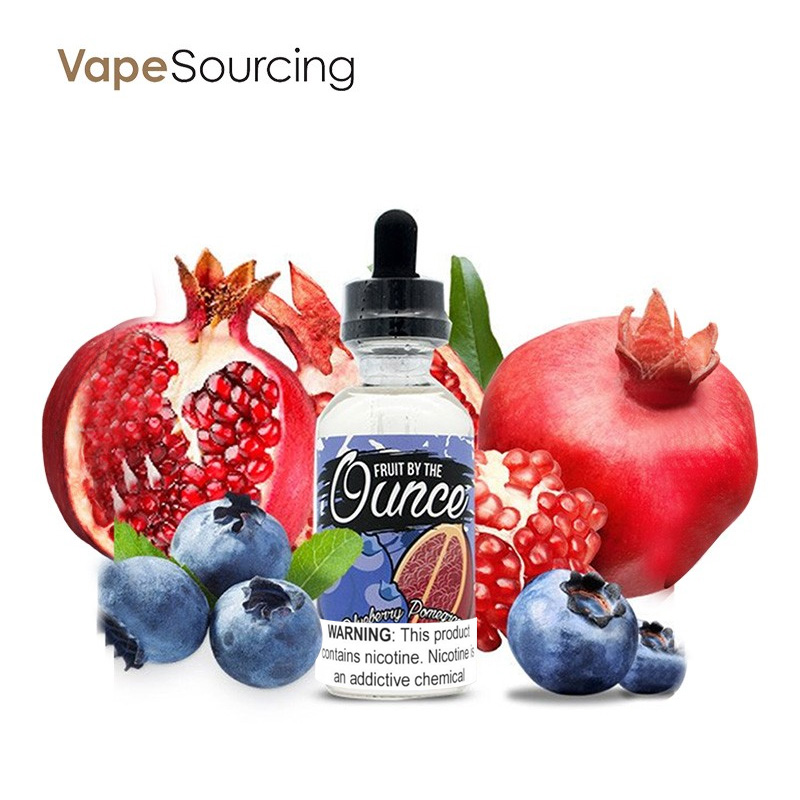 Fruit by the Ounce FBO Blue review