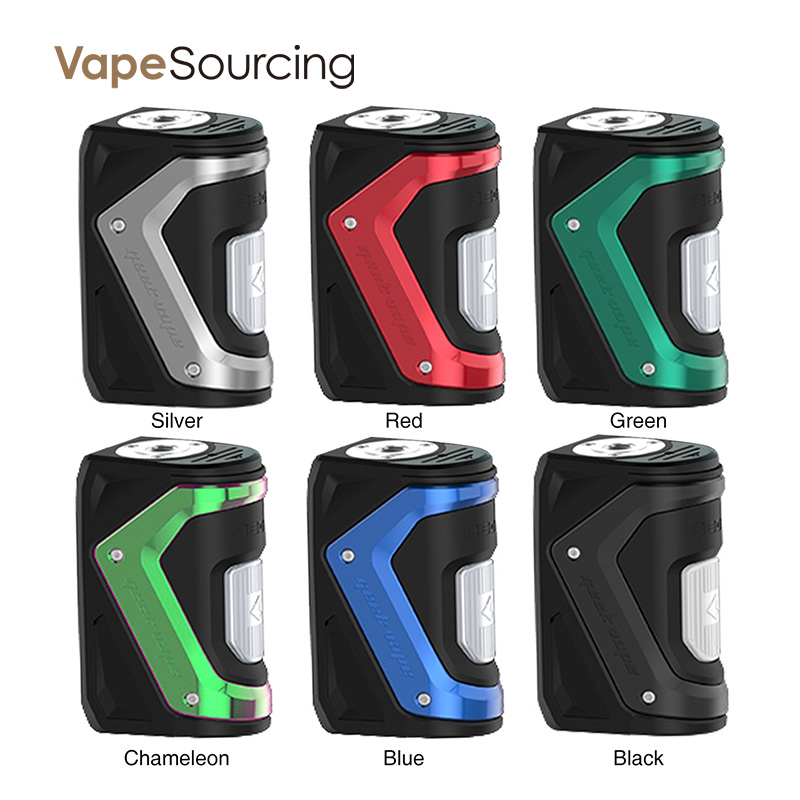 GeekVape Aegis Squonker TC Box Mod 100W All Colors