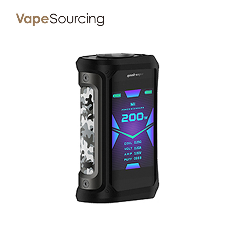 What're The Differences Between Geekvape Aegis X and Aegis Legend?