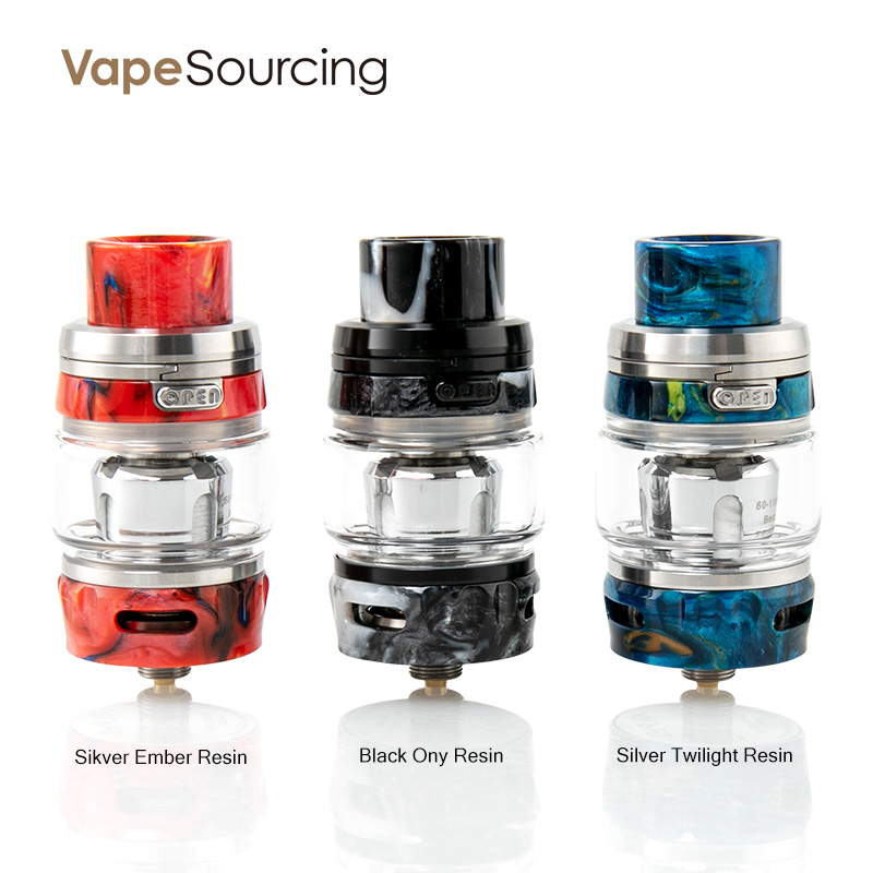 Geekvape Alpha Sub Ohm Tank review