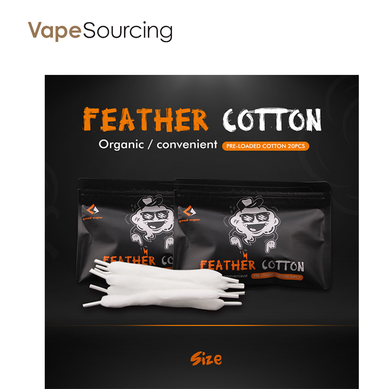 Feather Organic Cotton