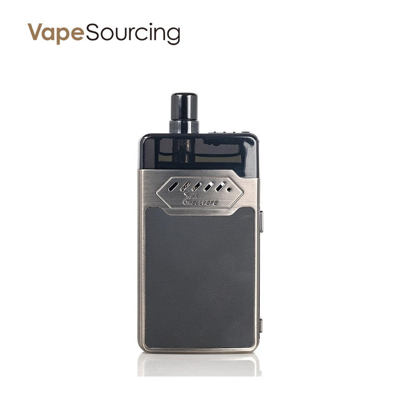 Hellvape GRIMM Pod System Kit 30W review