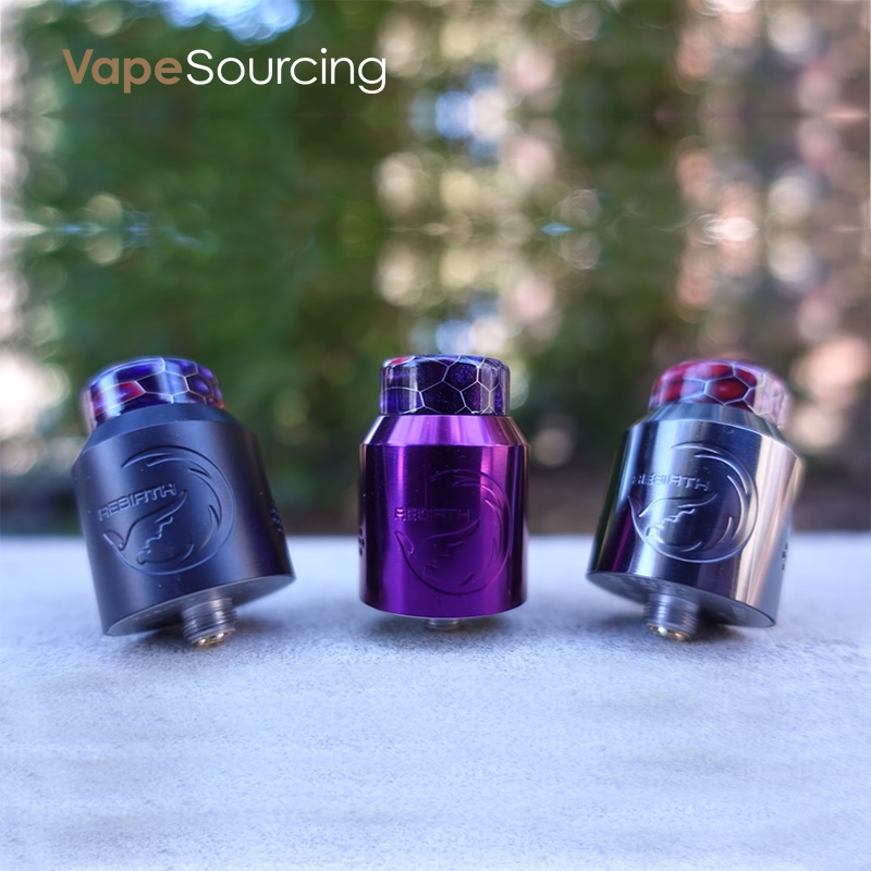 Hellvape ReBirth BF RDA review
