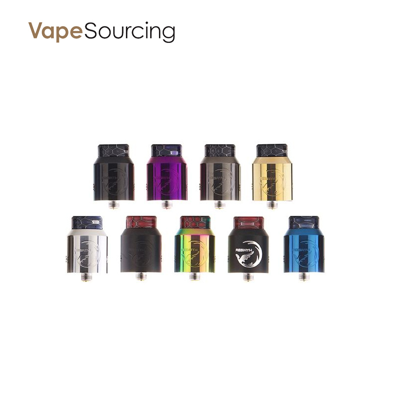 Hellvape ReBirth BF RDA for sale